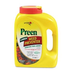 Garden Weed Preventer