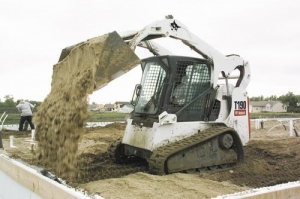 Bobcat T190 Tracked Skid Steer