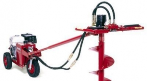 Little Beaver Hydraulic Earth Drill
