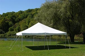 15' x 15' Tent Canopy