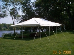 20' x 30' Tent Canopy