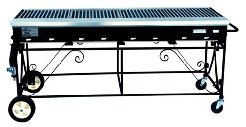 Big John A4CC Country Club Gas Grill