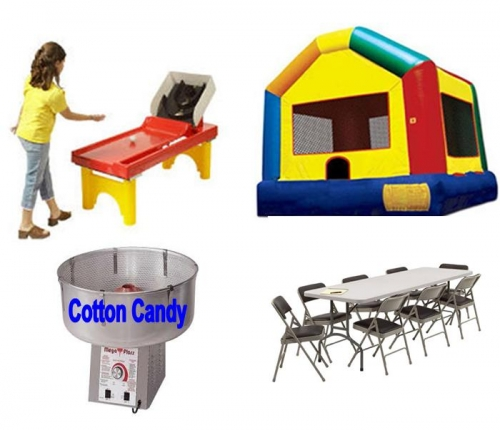 Children's Party Package w/ Bounce House