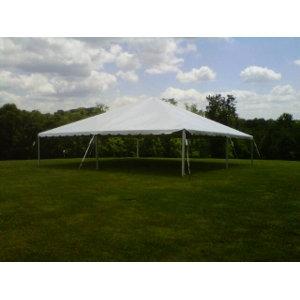 40x40 TopTec Keder Future Trac Frame Tent