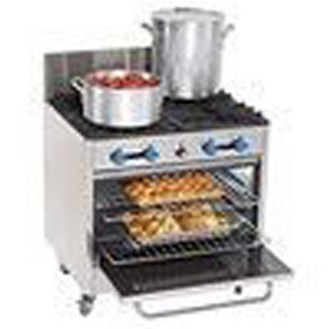 Outdoor Stove - 4 Burner
