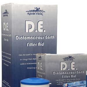 Kem-Tek D.E. Filter Aid