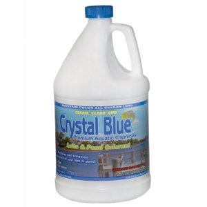 Crystal Blue Royal Blue Pond Dye