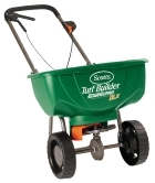 Scotts Lawn Spreader with edgeguard DLX