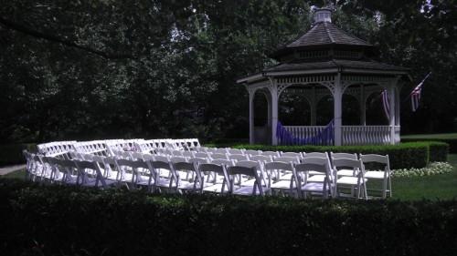 Morning Side Park Ceremony