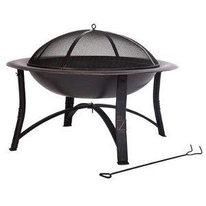 Shinerich IND. LTD 35' Round Fire Bowl
