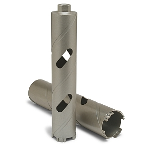 Dry Core Drill Bit