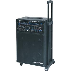 VocoPro Gig Master 180 Watt Professional Vocal Jam Along System