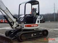Bobcat 430 Mini Excavator