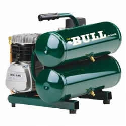 4 GAL ELEC AIR COMPRESSOR