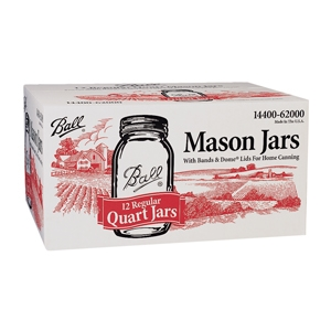 Jarden Mason Jars