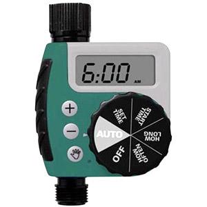 Green Thumb 1 Port Digital Sprinkler Timer