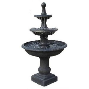 Bond Manufacturing Belmont Fiberglass Fountain