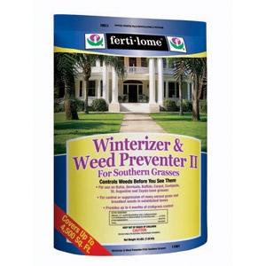 ferti-lome Winterizer & Weed Preventer II With Dimension