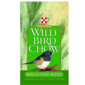 Wild Bird Chow Bird Luver's Blend