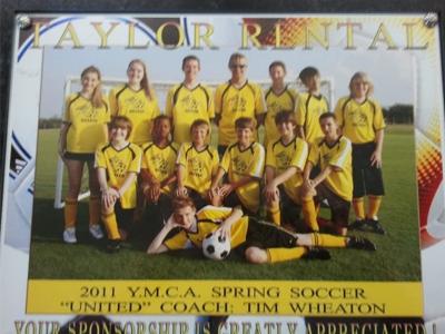 2011 Spring Soccer Team-