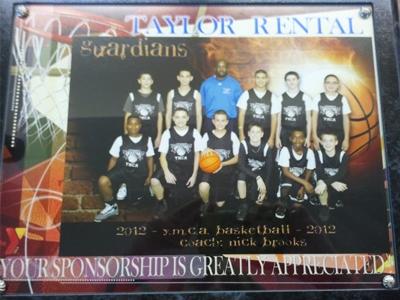 2012 Basketball The