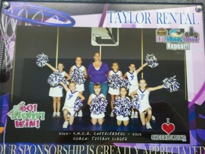 2012 YMCA Cheerleading