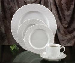 White Swirl China