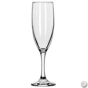 Libbey Glassware, 6Oz Flute Champagne Glass