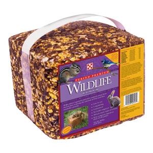 Purina Wildlife Block