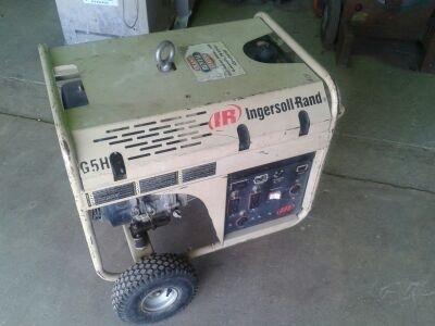 Portable Generator 5 KW