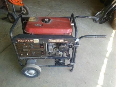 Baldor 6kw Generator