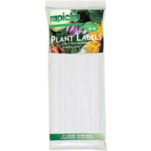 Rapiclip Plant Labels