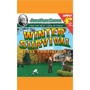 Jonathan Green Winter Survival Fall Fertilizer 10-0-20