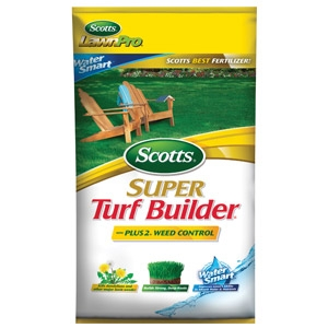 Scotts® Turf Builder® WinterGuard® With Plus 2® Weed Control