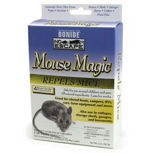 Mouse Magic Mouse Repellent