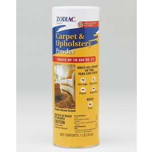 Zodiac® Carpet & Upholstery Powder