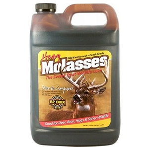 Wildlife Molasses Attractant
