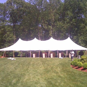 30' x 75' Century Mate Pole Tent