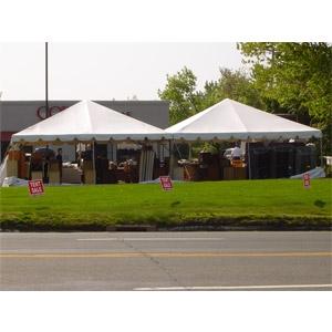 20' x 20' Fiesta Frame Tent