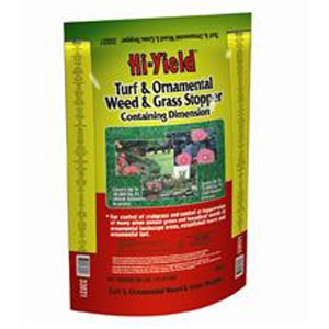 Hi-Yeild Turf and Ornamental Weed and Grass Stopper