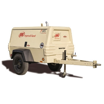 Compressor, 185 CFM Towable