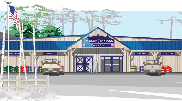 JJ Store Front