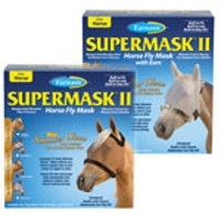 SuperMask® II Horse Fly Mask