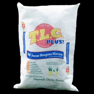 T.L.C. Tall Fescue w/ Thermal Blue Grass Blends