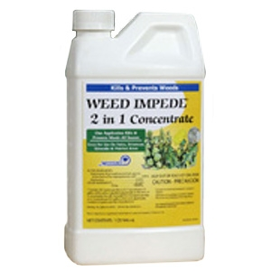 Monterey Lawn and Garden Weed Impede