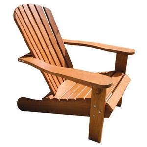 Outdoor Interiors LLC Copenhagen Adirondack Chair
