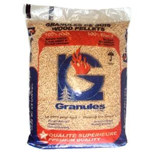 Granules LG Wood Pellets