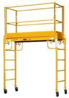 Bil-Jax Scaffold, Utility Platform (Complete Section)
