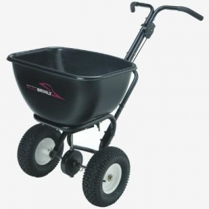 Brinly Hardy, 2 Cubic Foot Push Broadcast Spreader