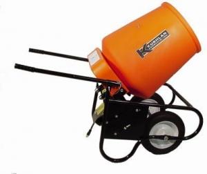 Kushlan 350SWB Electric Cement Mixer
